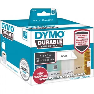 Dymo DURABLE LabelWriter 1933083 Square Labels