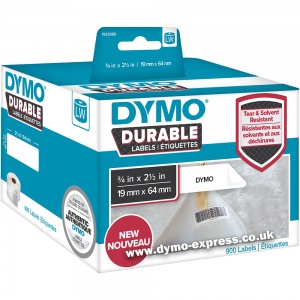 Dymo DURABLE LabelWriter 1933085 Barcode Labels