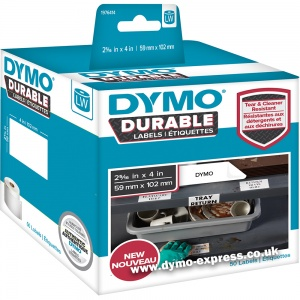 Dymo DURABLE LabelWriter 1976414 Shipping Labels STARTER (50 labels) - DISCONTINUED