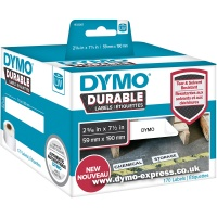 Dymo DURABLE LabelWriter 1933087 Large Shelving Labels