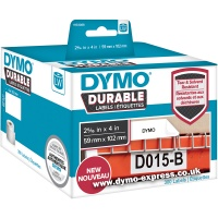 Dymo DURABLE LabelWriter 1933088 Shipping Labels BULK (300 labels)