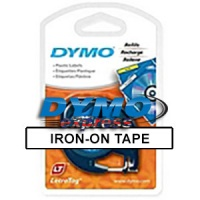 Dymo 18769 Iron On LetraTAG Tape