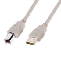 Spare USB Cable for Dymo LabelWriter Printers (1.8m)